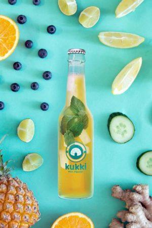 Kukki Cocktail Mint Passion