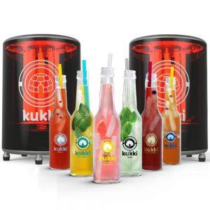 Kukki mixdoos en Kukki toaster